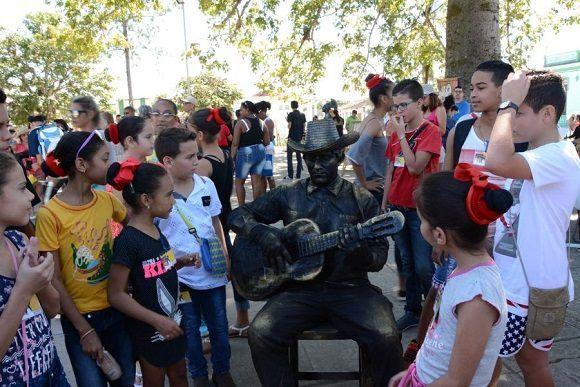 Fomento: Epicentro del teatro aficionado en Cuba