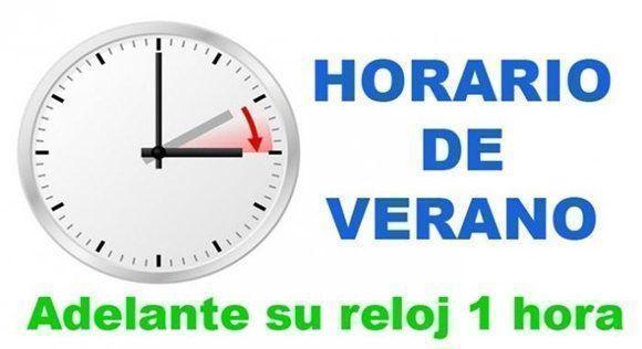 Desde hoy rige en Cuba el horario de verano