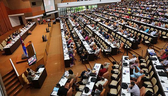 Inauguración de Informática 2018. Foto: Ismael Francisco/Cubadebate