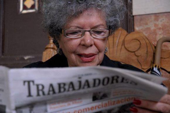 Magali García Moré, infatigable guerrera de la vida y del periodismo