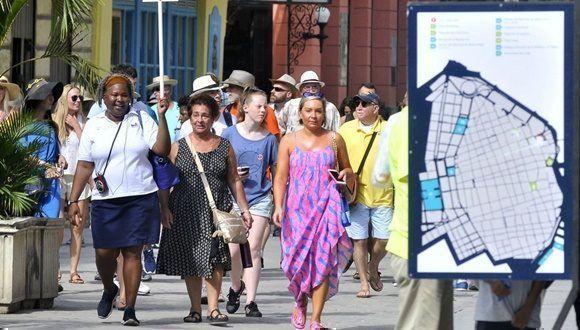 Los norteamericanos se sienten seguros en Cuba, asegura encuesta