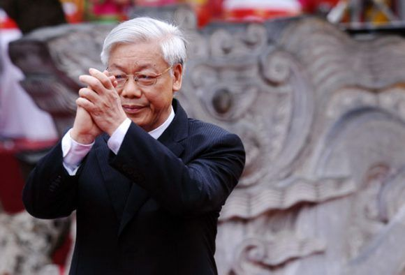 Líder partidista de Vietnam cumplirá intensa agenda en Cuba