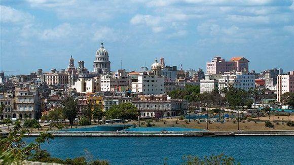 La villa de San Cristóbal de La Habana fue fundada en 1515, pero es en 1519 que se asienta definitivamente en su localización actual. Foto: Oficina Historiador de La Habana