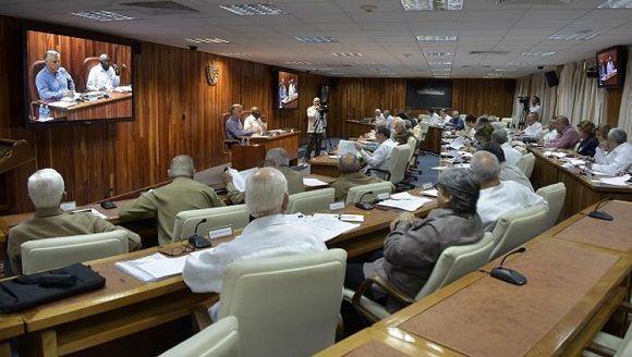 Consejo de ministros cubadebate for Clausula suelo consejo de ministros