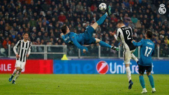 ¡Ronaldo night! Madrid hace fiesta en casa de la Juventus
