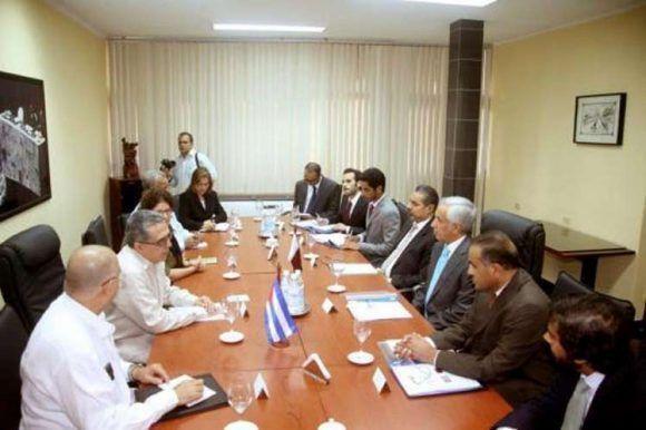 Inicia Ministro de Estado qatarí agenda de visita a Cuba