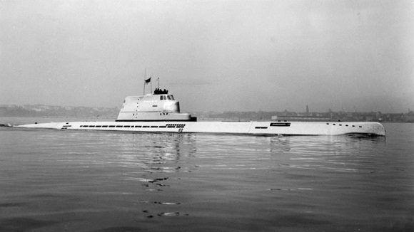 Dinamarca: encontraron los restos de un submarino nazi