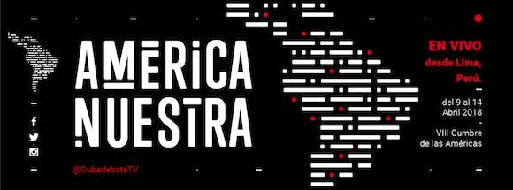 Minuto a Minuto: VIII Cumbre de las Américas –14 de abril de 2018 ...