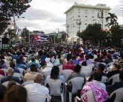 Hoy como ayer: ¡Socialismo! (+ Fotos, Audio y Video)