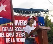 Hoy como ayer: ¡Socialismo! (+ Fotos, Audio y Video)