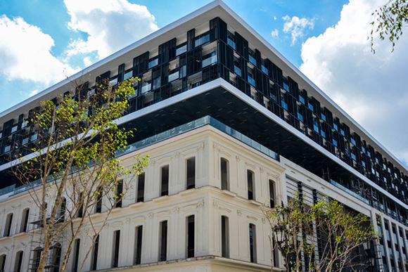 Le deuxième hôtel de luxe cinq étoiles à Cuba est ouvert