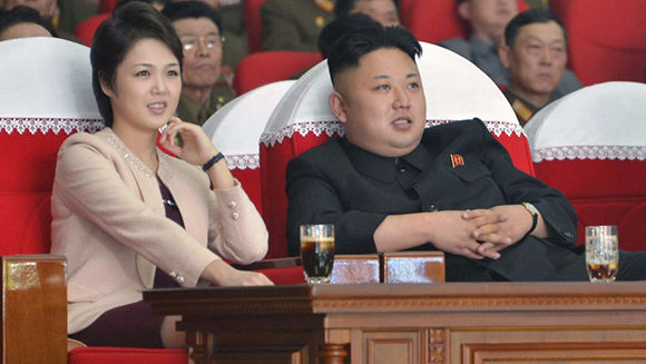 Kim Jong Un asistió a concierto de artistas surcoreanos