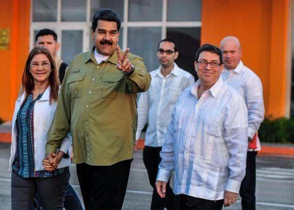 Presidente Evo Morales llega a Cuba para visita oficial