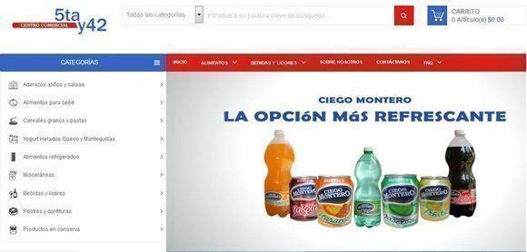 Cuba implementa el comercio online en CUP