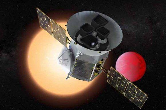 Alista la NASA lanzamiento de satélite para búsqueda de vida en otros planetas