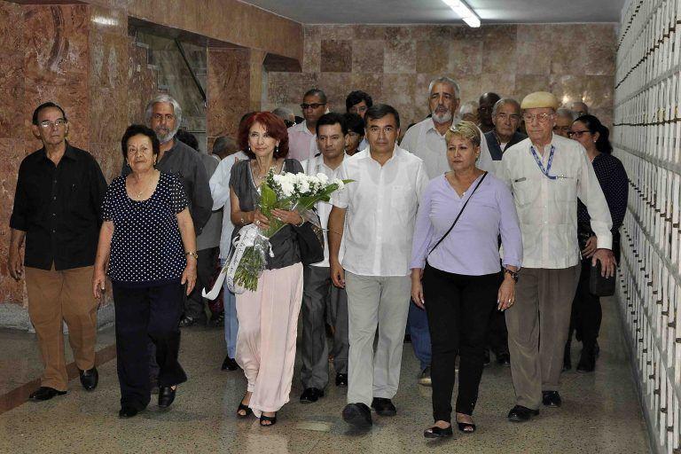 Homenaje a Carlos Bastidas, último periodista asesinado en Cuba (+ Fotos)