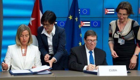 Consejo Conjunto: Cuba y la Unión Europea firman acuerdo de cooperación en energías renovables
