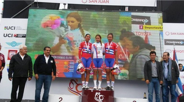 Cuban women sweep in 2018 Pan-American Road Cycling Championships