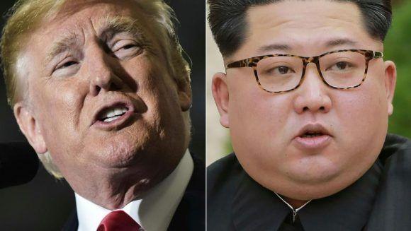 """Trump cancela cumbre con Kim Jong-un en junio debido a """"abierta hostilidad"""""""