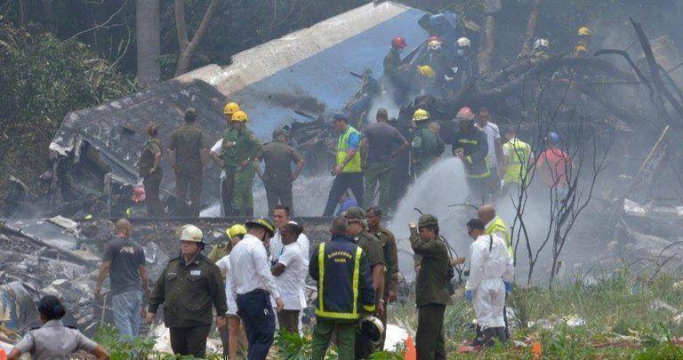 Recuperada información de cajas negras de avión accidentado en Cuba (+Video)