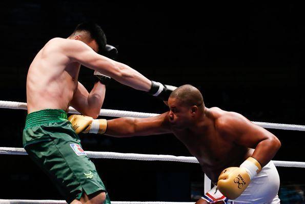 Boxeadores cubanos ganan primer cartel semifinal de Serie Mundial