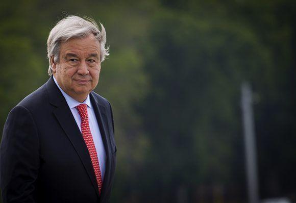 Secretario general de ONU advierte sobre la pérdida de hielo en la Antártida