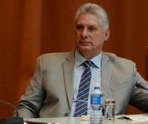 Envía Presidente cubano condolencias al Gobierno y pueblo de Guatemala
