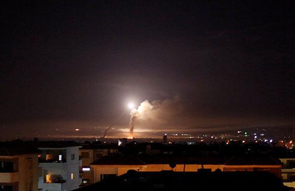 Israel e Irán protagonizan enfrentamiento bélico en Siria