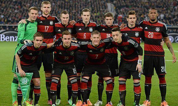 Probabilidades matemáticas: Alemania campeón del Mundial de Fútbol