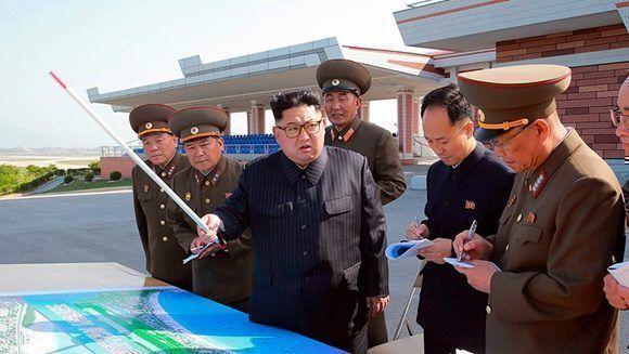 Un alto cargo del régimen norcoreano se dirige a EE UU