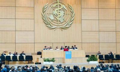 Director General de la OMS: Contribución de Cuba a la salud es motivo de inspiración