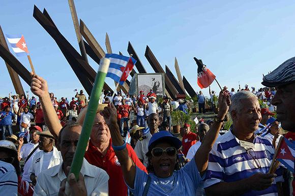 Primero de Mayo en Cuba: Fiesta del proletariado