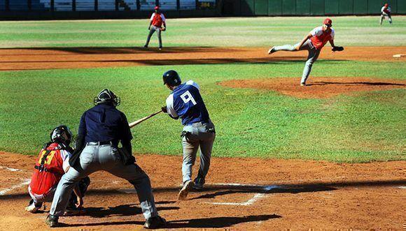 Concluirá próximo sábado etapa de grupos de la V Serie Nacional de Béisbol sub 23