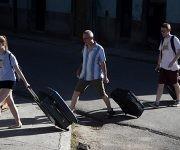 """""""Ruidos"""" en viajes Estados Unidos-Cuba: """"La música se escucha más alto"""" (+ Fotos y Video)"""