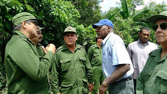 Primer Vicepresidente cubano recorre comunidades inundadas en Villa Clara (+ Fotos)