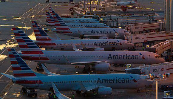 American Airlines comienza a operar servicio postal a Cuba