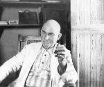 Don Ángel Castro Argiz, en su oficina-comedor, 1956. Foto: Oficina de Asuntos Históricos del Consejo de Estado/ Sitio Fidel Soldado de las Ideas