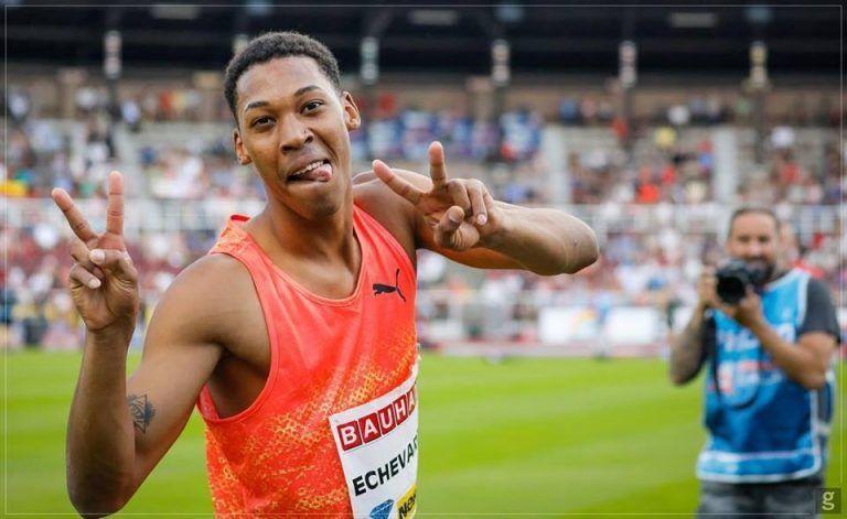 Camagüeyano Echevarría compite hoy en Ostrava