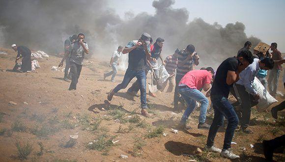 Condenan 120 países de la ONU a Israel por violencia en Gaza