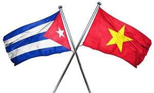 Recibe vicepresidente cubano a dirigente vietnamita