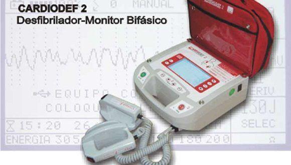 Destacan productos de cardiología de la empresa cubana Combiomed