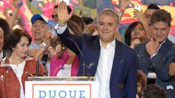 Iván Duque gana la presidencia con el 54 por ciento de apoyo. Foto: Getty Images.
