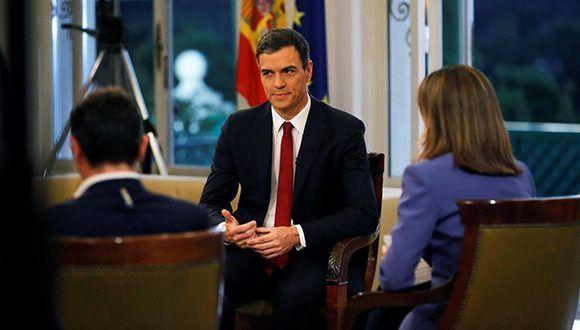 España: Pedro Sánchez convocará elecciones generales en 2020