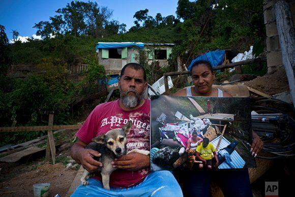 Cerca de tres mil puertorriqueños murieron a causa del huracán María, según estudio