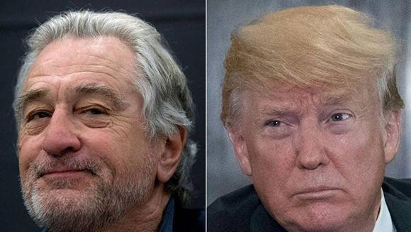 Trump responde a Robert De Niro: