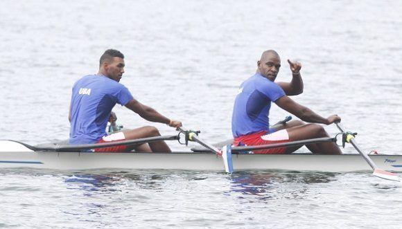Nuevas medallas de oro en remo coloca a Cuba en tercer lugar en Barranquilla