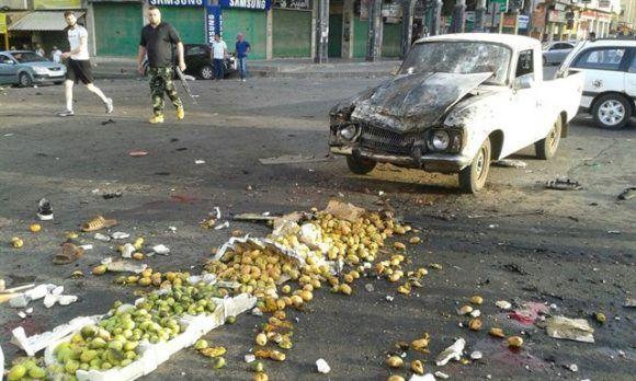 Al menos 183 muertos por ataques en el sur de Siria