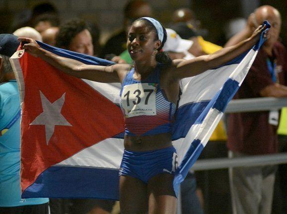 Camagüeyana Rosemary Almanza archiva su segundo título en Barranquilla