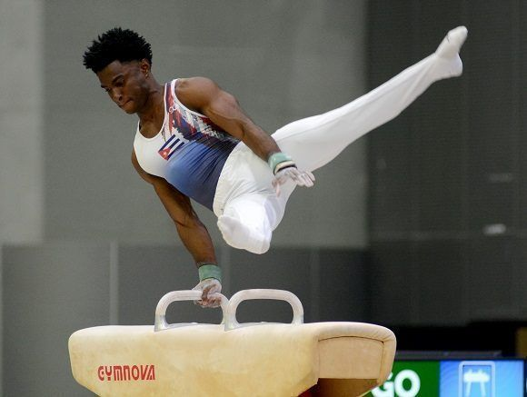 Cuba ganó plata en el All Araund por equipo de la gimnasia artística centroamericana