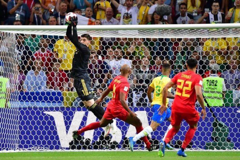 Brasil dijo adiós y los europeos vuelven a ser su dolor de cabeza en un  Mundial. c676a6d8fe8f3